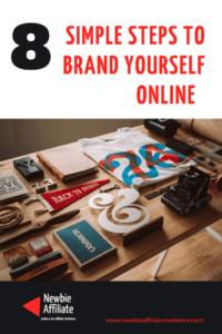 Pinterest image example branding