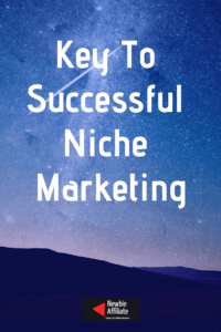 keys to successful niche marketing