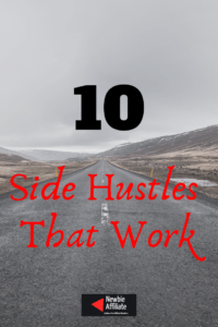 side hustles that work