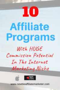 affiliate programs with huge potential