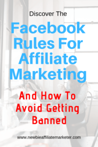 Avoid getting banned on Facebook using affiliate links