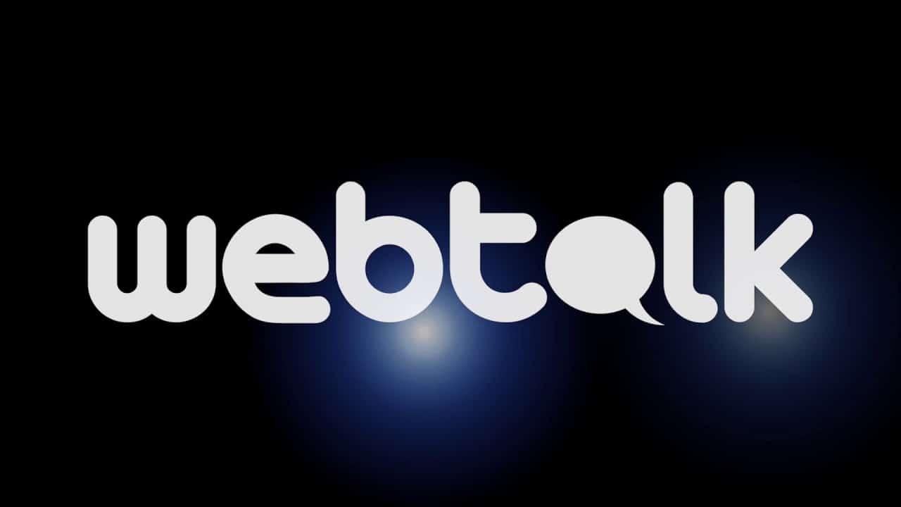 webtalk logo