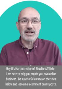 Martin Newbie Affiliate Creator