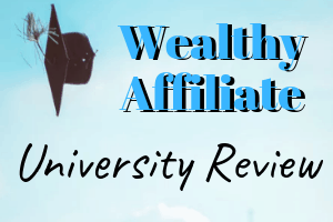 Wealthy Affiliate University Review With Mortar Board