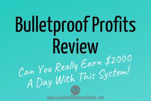 bullet proof profits review
