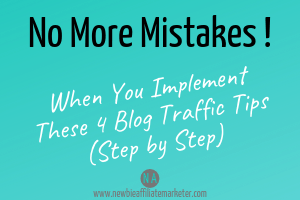 blog traffic tips to implement today