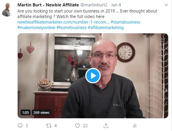 twitter for affiliate marketing