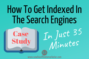 how to get indexed in the search engines