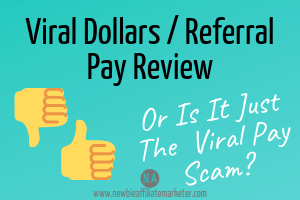 viral dollars referral pay review
