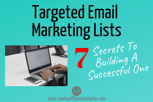 targeted email marketing lists