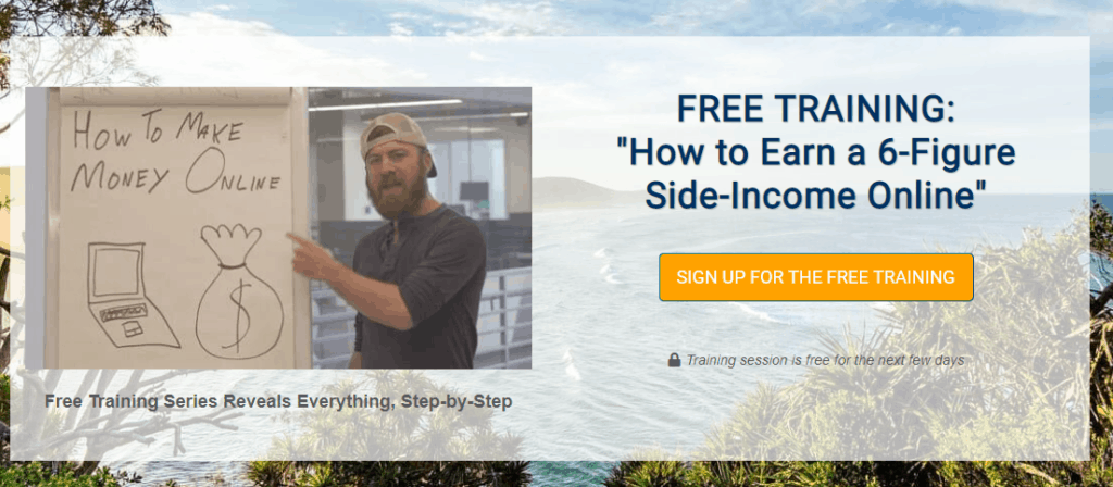 free webinar for super affiliate system