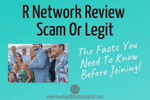 r network review scam or legit