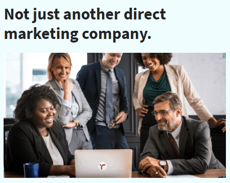r network direct marketing company