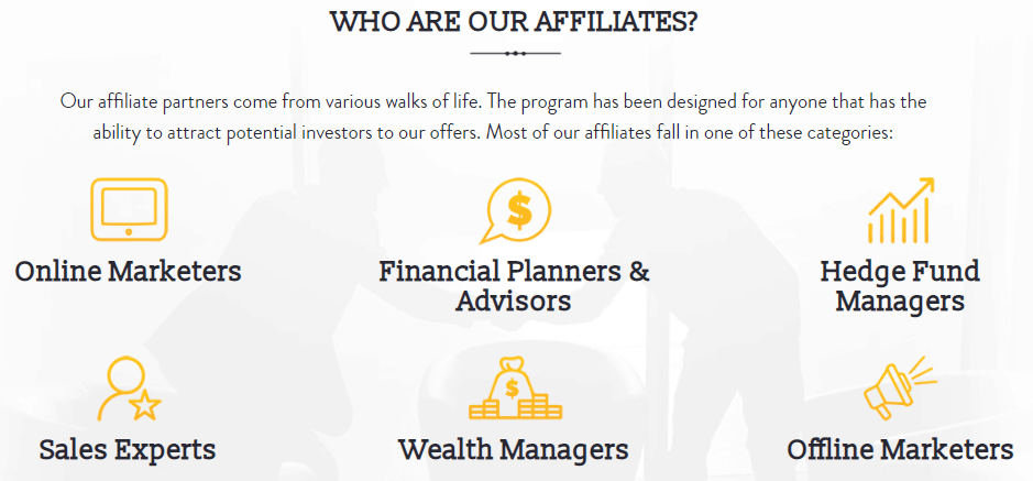 who promotes regal assets