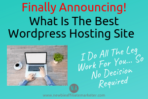 best wordpress hosting site