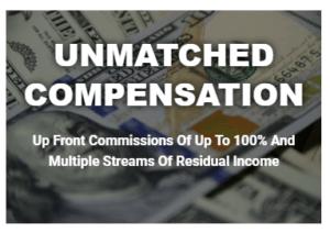 unmatched compensation plan