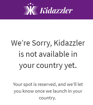 kidazzler notification