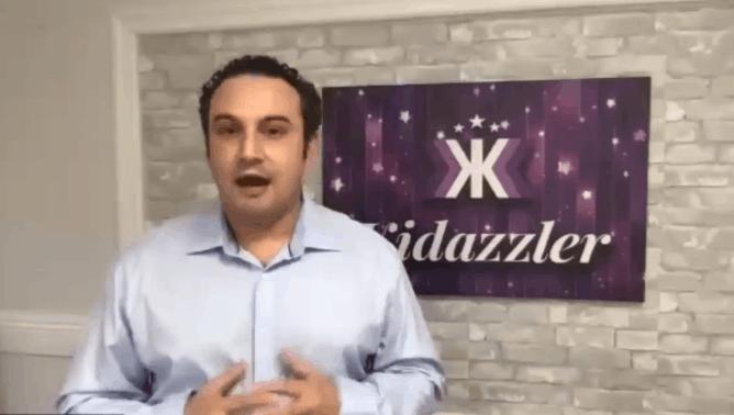 kidazzler ceo alex rehman