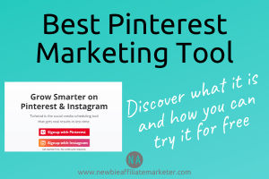 best pinterest marketing tool