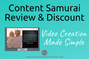 content samurai review discount