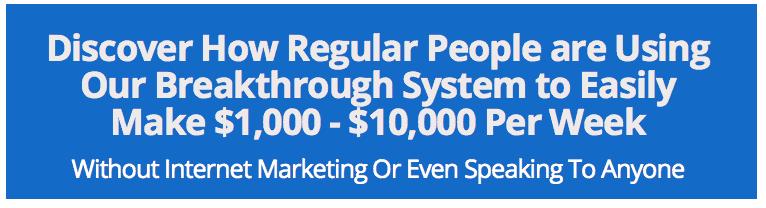 big profits system