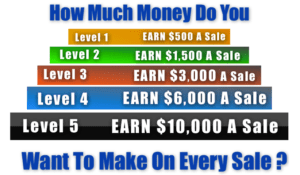 how much money do you earn in big profits system