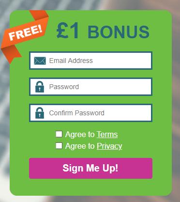 inbox pounds free bonus