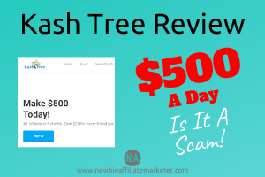 kash tree scam review