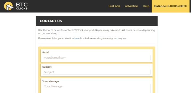 btcclicks contact form