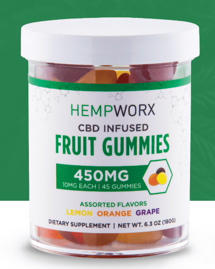 hempworx fruit gummies