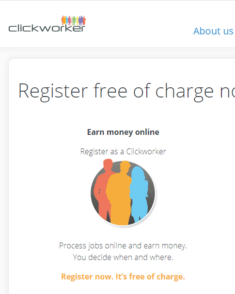 register as a clickworker